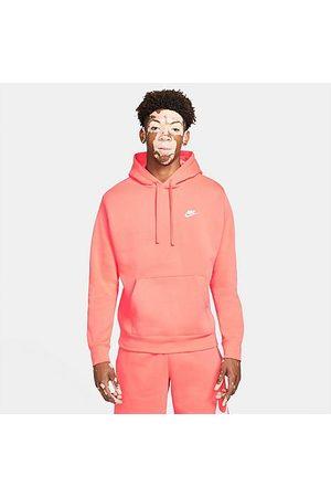Nike Sportswear Club Fleece Embroidered Hoodie Size Medium
