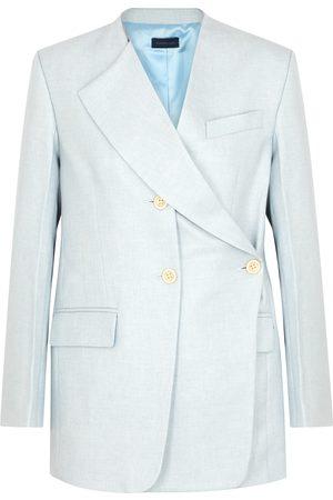 Eudon Choi Women Blazers - Oleta light wool blazer