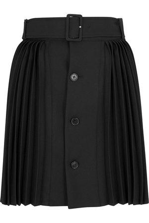 Philosophy Di Lorenzo Serafini Pleated twill mini skirt