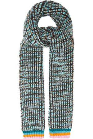 Missoni Striped Wool-blend Scarf - Womens - Multi