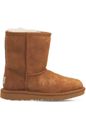 UGG Boys Boots - Classic Shearling Boots