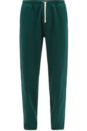 OLIVER SPENCER Morwell Organic-cotton Jersey Track Pants - Mens
