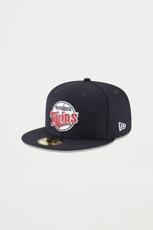 New Era Cooperstown Minnesota Twins Fitted Baseball Hat