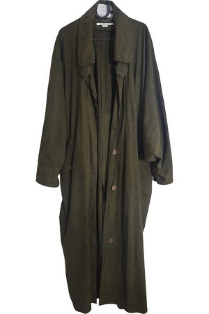 Stella McCartney Vegan leather trench coat
