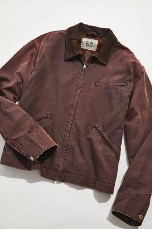 BDG Men Jackets - Washed Lined Work Jacket