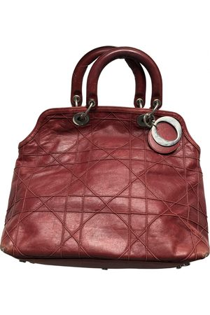 Dior Granville leather handbag