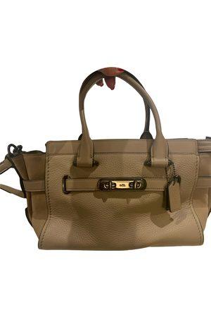 Coach Tabby leather handbag
