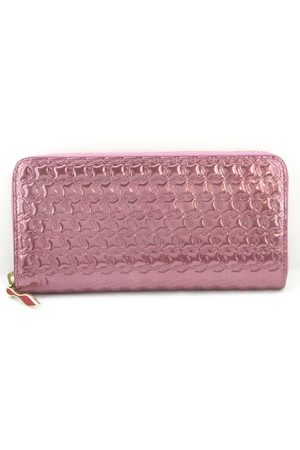 Christian Louboutin Panettone patent leather wallet