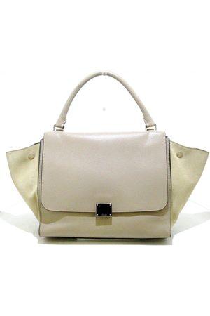 Céline Women Purses - Trapèze leather handbag