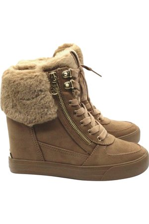 Guess Lace up boots