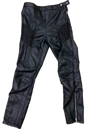 Free People Vegan leather leggings