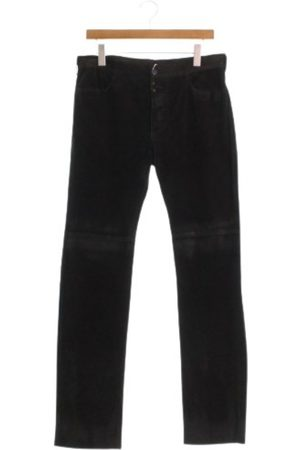 Maison Martin Margiela Leather trousers