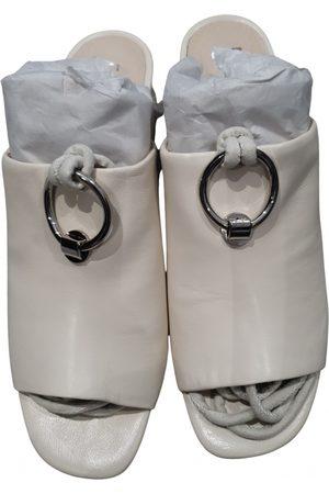 Miista Leather mules