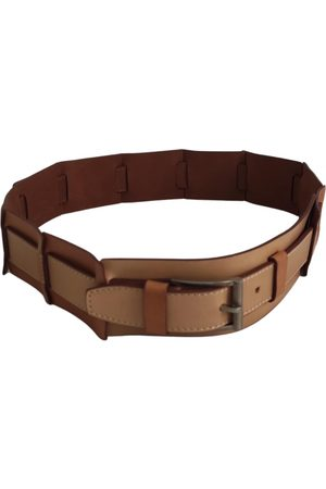 Céline Leather belt