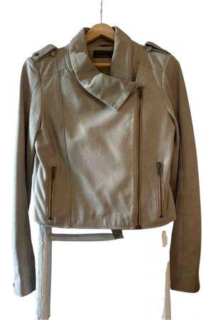 NÜMPH Nümph Leather short vest