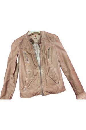Bershka Leather biker jacket