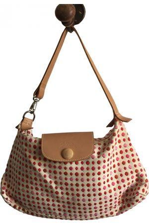 Longchamp Pliage cloth handbag