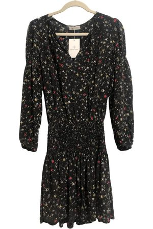 ANINE BING Silk mini dress