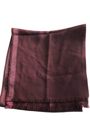 John Richmond Wool scarf & pocket square