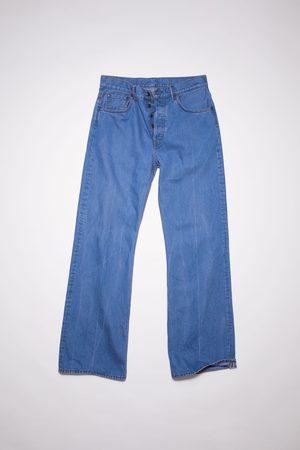 Acne Studios 2021M Brutus Loose bootcut jeans