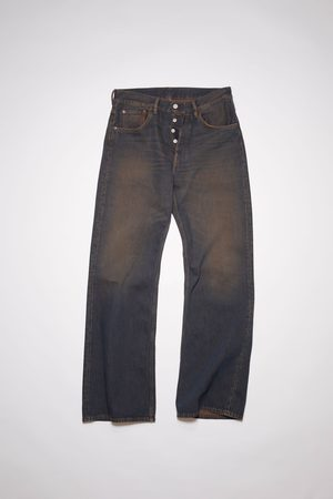 Acne Studios 2021M Clay /brown Loose bootcut jeans