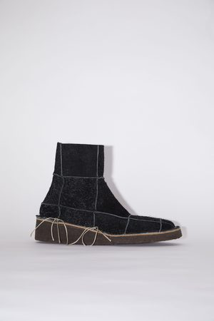 Acne Studios FN-MN-SHOE000146 Leather ankle boots