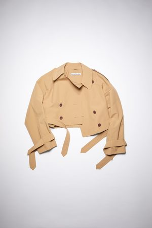Acne Studios Women Trench Coats - FN-WN-OUTW000523 Trench jacket