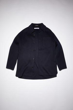 Acne Studios FN-MN-OUTW000704 /Grey Double face shirt jacket