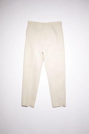 Acne Studios Men Pants - FN-MN-TROU000554 Linen blend trousers