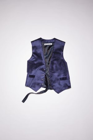 Acne Studios Men Waistcoats - FN-MN-SUIT000207 Tailored slim vest