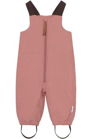 Mini A Ture Kids - Wood Rose Walenty Ski Pants - 9m/74cm - - Ski pants and salopettes