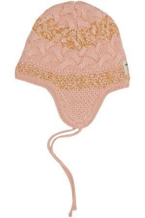 Mini A Ture Kids - Gill Hood BM Tuscany Skin - 0-6 Months - - Baby beanies