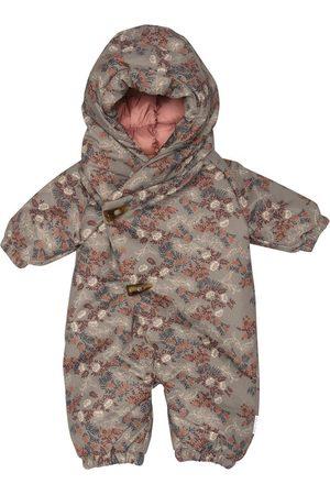 Mini A Ture Kids - Fianna Romper B Agave - 3m/62cm - - Winter coveralls