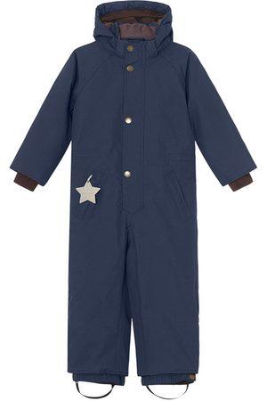 Mini A Ture Kids - Wanni Snowsuit K Nights - 3y/98cm - Navy - Winter coveralls