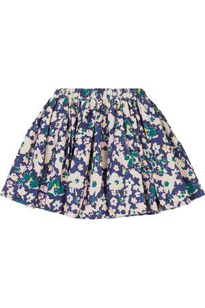 Sonia by Sonia Rykiel Kids - Pink Lavande Flower Print Skirt - 4 years - - Short skirts