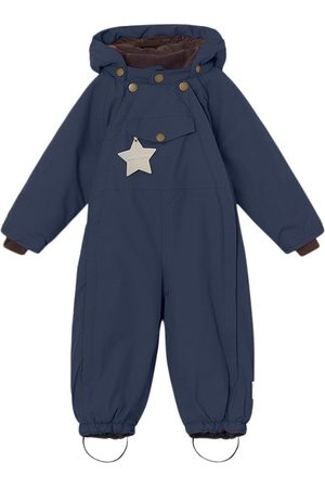 Mini A Ture Kids - Nights Wisti Snowsuit - 9m/74cm - Navy - Winter coveralls