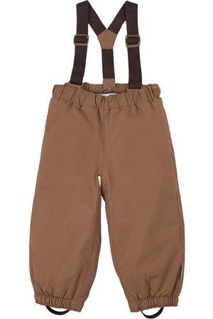 Mini A Ture Kids - Acorn Wilas Suspenders Ski Pants - 2y/92cm - - Ski pants and salopettes