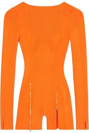 Jacquemus Le Body Yerù Jumpsuit Orange