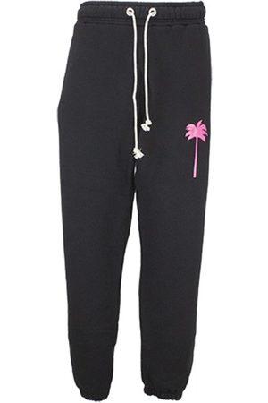 Palm Angels Palm Motif Track Pants