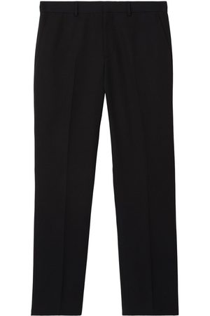 Burberry Tailored Wool Trousers