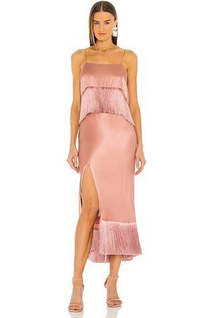 Cinq a Sept Eastwood Dress in Rose.