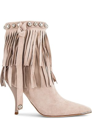 Jeffrey Campbell Trotting Bootie in Neutral.