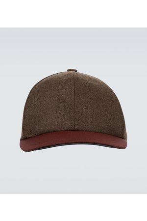SEASE Wool baseball cap