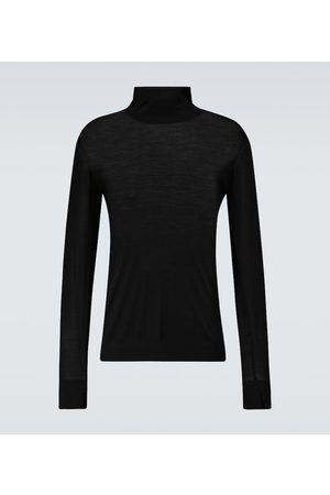 Ermenegildo Zegna Cashmere turtleneck sweater