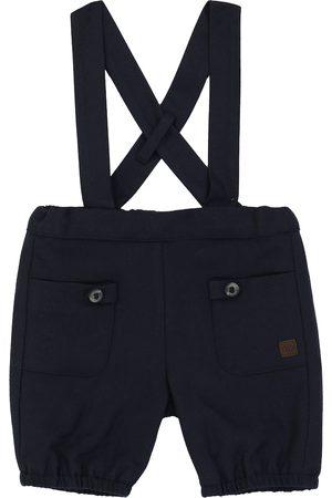 Tartine Et Chocolat Baby twill pants with suspenders