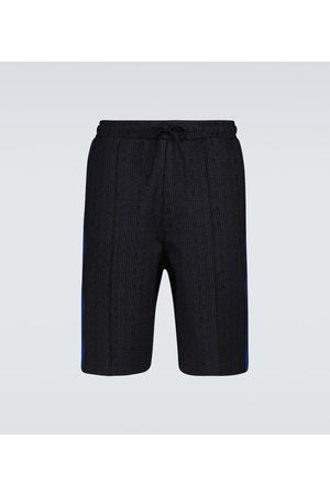Lanvin JL Maze jacquard shorts