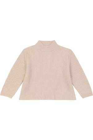 Caramel Sweaters - Elford merino-blend sweater