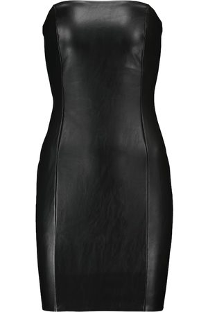 Wolford Jo faux leather minidress