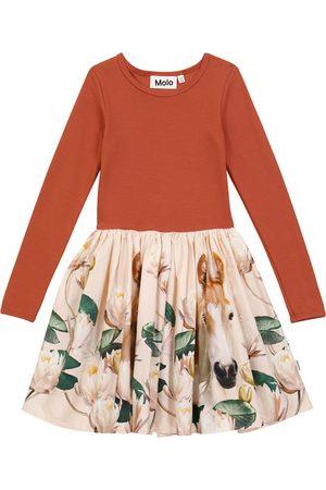 Molo Casie cotton-jersey dress