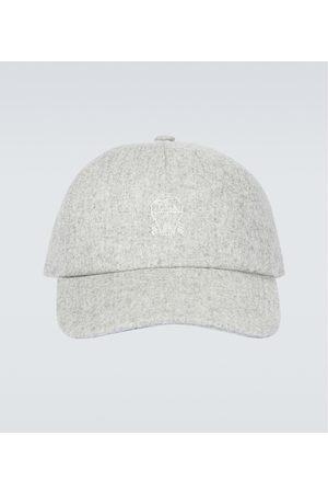 Brunello Cucinelli Wool baseball cap